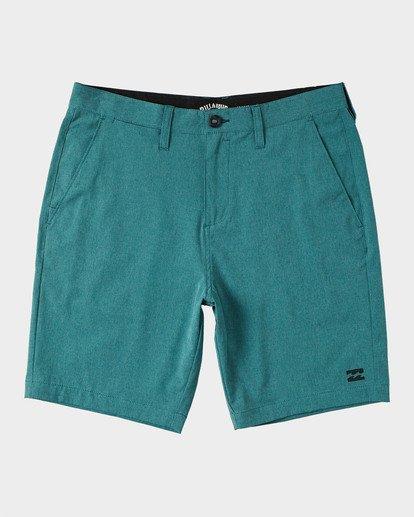 0 Crossfire Mid Shorts Green 9503703 Billabong