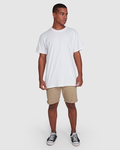 13 Wave Wash Twill Shorts Green 9503706 Billabong