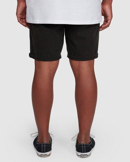 10 Wave Wash Twill Shorts Black 9503706 Billabong