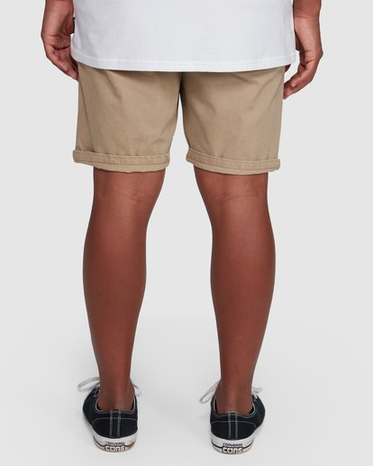 10 Wave Wash Twill Shorts Green 9503706 Billabong
