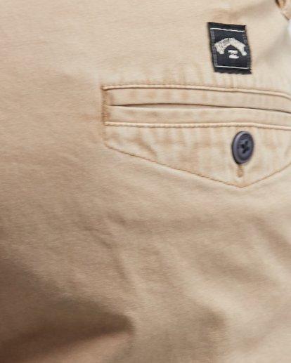 12 Wave Wash Twill Shorts Green 9503706 Billabong