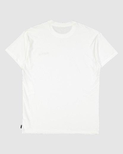 6 Sunshine Happy Short Sleeve Tee White 9504001 Billabong
