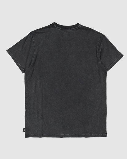6 Tryptamine Dream Short Sleeve Tee Black 9504016 Billabong