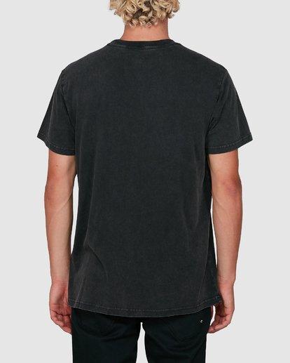 2 Tryptamine Dream Short Sleeve Tee Black 9504016 Billabong