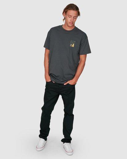 7 Bad Bad Good Short Sleeve Tee Black 9504018 Billabong