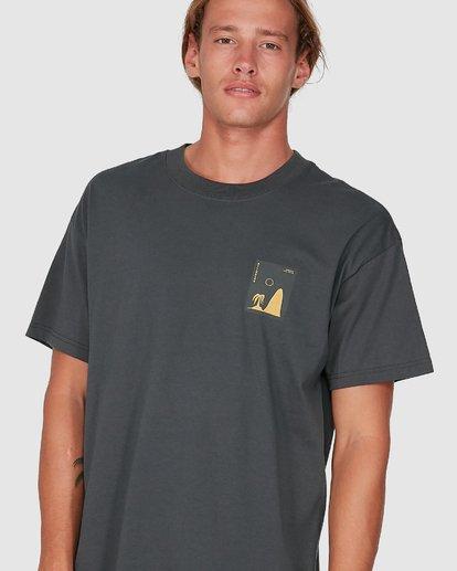 3 Bad Bad Good Short Sleeve Tee Black 9504018 Billabong