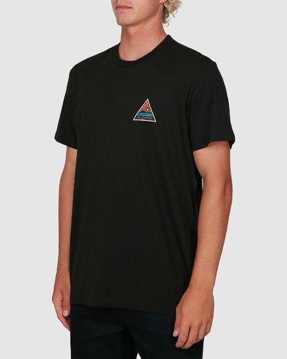 1 Adiv Trail Short Sleeve Tee Black 9504031 Billabong