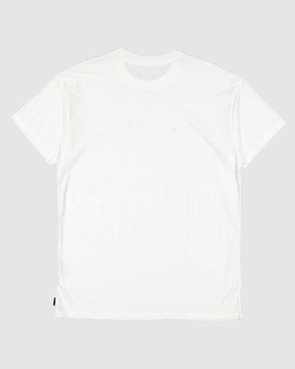 6 Smitdog Short Sleeve Tee White 9504032 Billabong