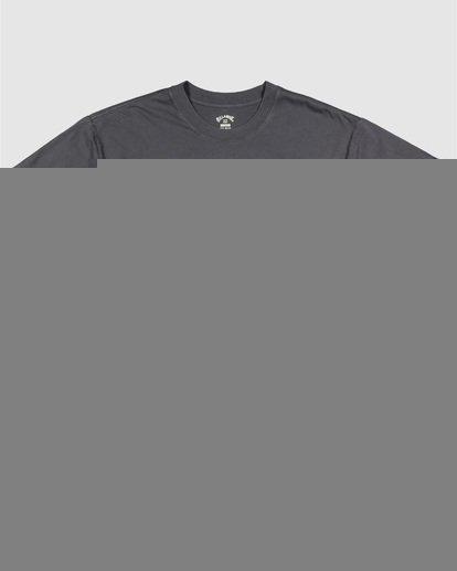 6 Aus Diamond Short Sleeve Tee Black 9504102 Billabong