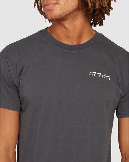 3 Happy Hour Short Sleeve Tee Black 9504103 Billabong