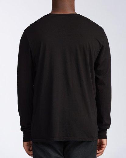 3 Grinchmas Vacation Long Sleeve T-Shirt Black 9504192 Billabong