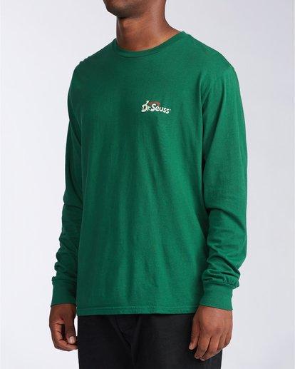 1 Vacay Grinch Long Sleeve T-Shirt Green 9504194 Billabong