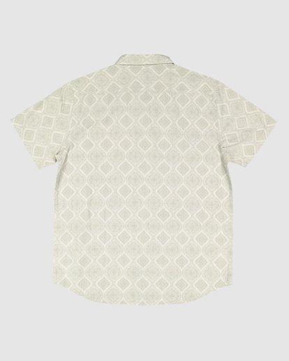 6 Sundays Mini Short Sleeve Shirt Beige 9504202 Billabong