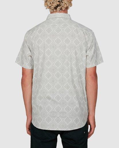 2 Sundays Mini Short Sleeve Shirt Beige 9504202 Billabong