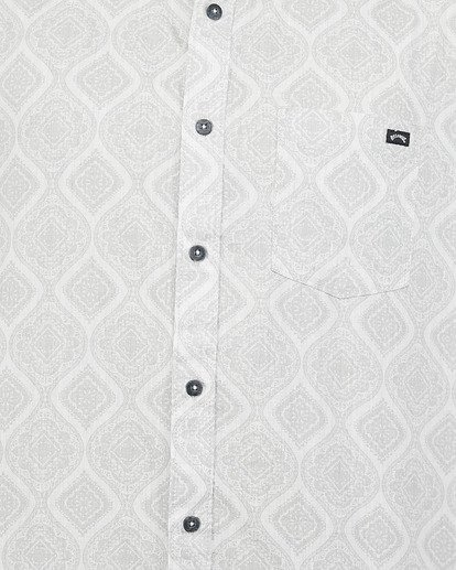 4 Sundays Mini Short Sleeve Shirt Beige 9504202 Billabong