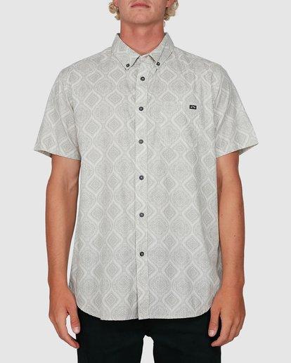 0 Sundays Mini Short Sleeve Shirt Beige 9504202 Billabong
