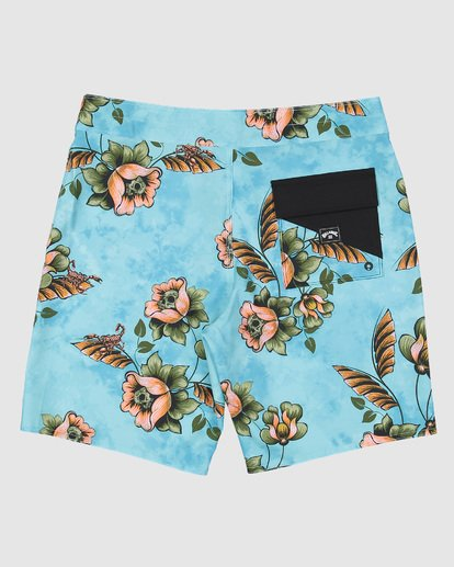 1 Sunday Pro Boardshorts Blue 9504408 Billabong