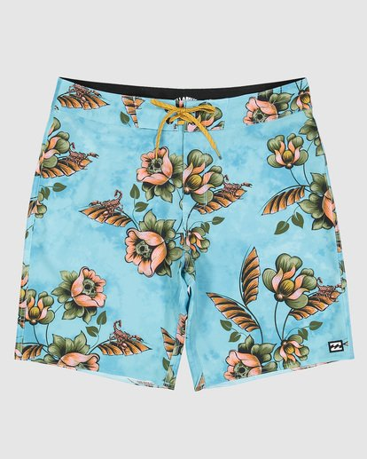 0 Sunday Pro Boardshorts Blue 9504408 Billabong