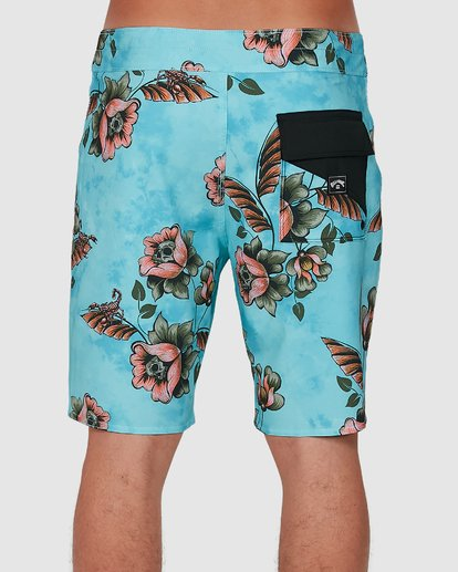 4 Sunday Pro Boardshorts Blue 9504408 Billabong