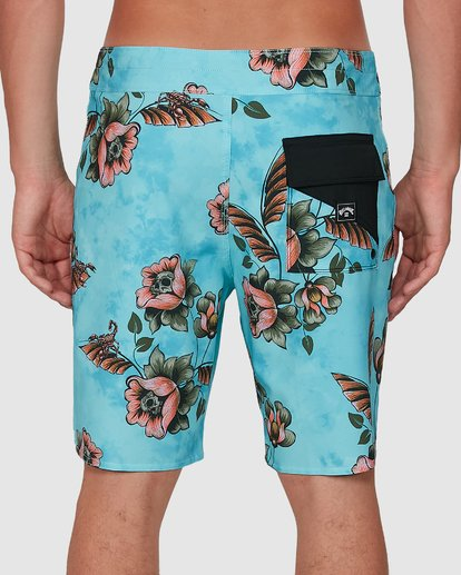 7 Sunday Pro Boardshorts Blue 9504408 Billabong