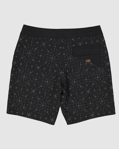 1 Sundays Mini Pro Boardshorts Black 9504409 Billabong