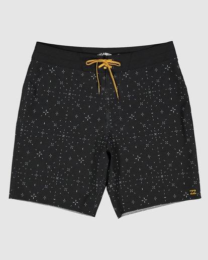 0 Sundays Mini Pro Boardshorts Black 9504409 Billabong