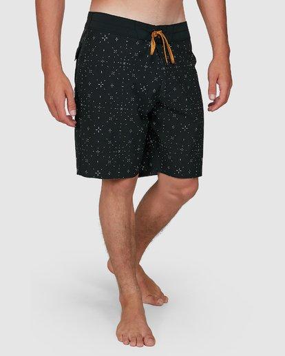 11 Sundays Mini Pro Boardshorts Black 9504409 Billabong