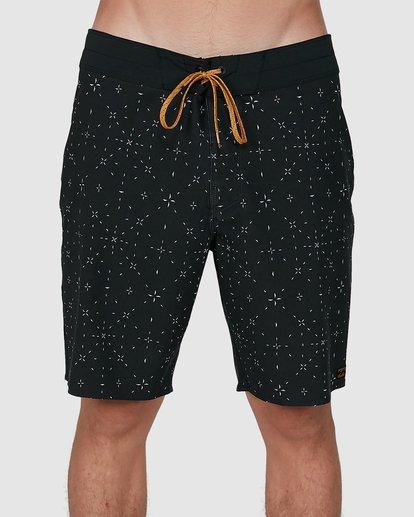 2 Sundays Mini Pro Boardshorts Black 9504409 Billabong