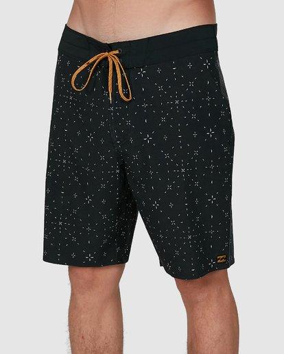 3 Sundays Mini Pro Boardshorts Black 9504409 Billabong