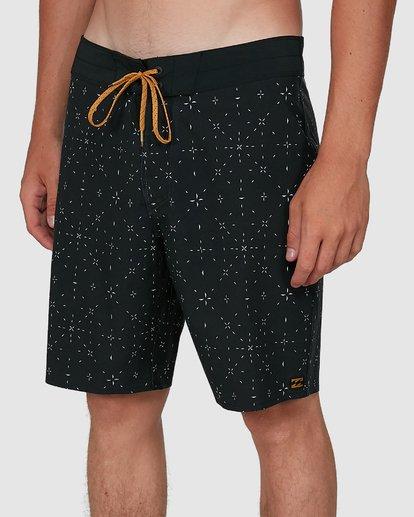 6 Sundays Mini Pro Boardshorts Black 9504409 Billabong