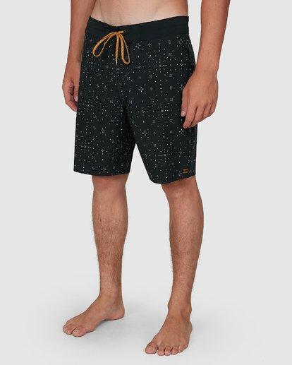 9 Sundays Mini Pro Boardshorts Black 9504409 Billabong