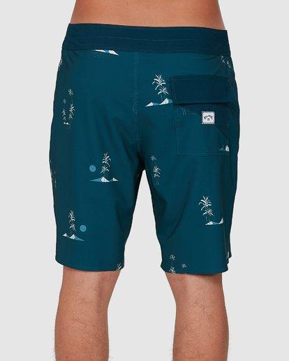 4 Sundays Mini Pro Boardshorts Blue 9504409 Billabong