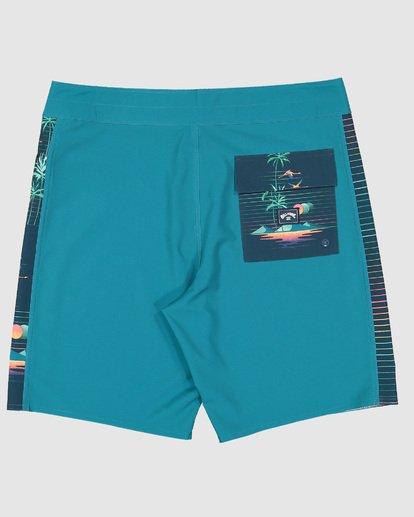 1 D Bah Pro Boardshorts Blue 9504414 Billabong