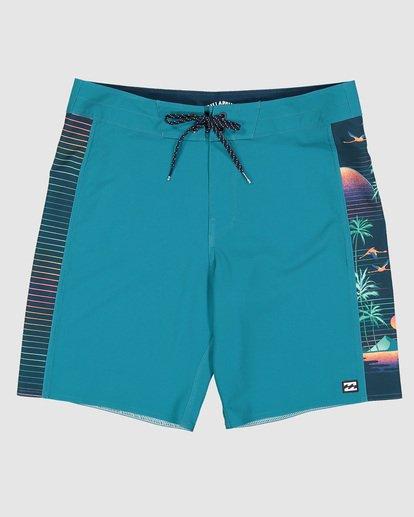 0 D Bah Pro Boardshorts Blue 9504414 Billabong