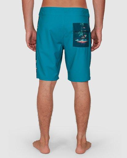 10 D Bah Pro Boardshorts Blue 9504414 Billabong