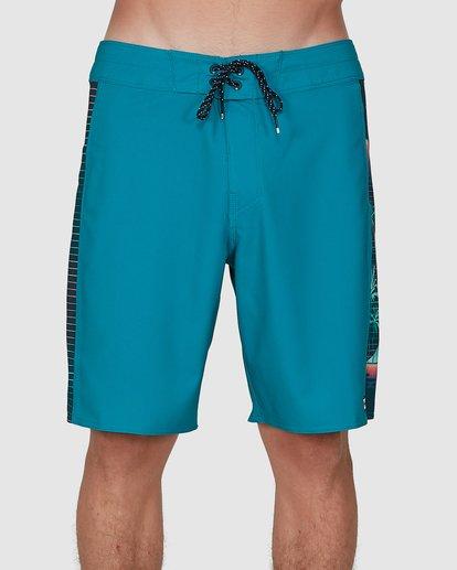 2 D Bah Pro Boardshorts Blue 9504414 Billabong