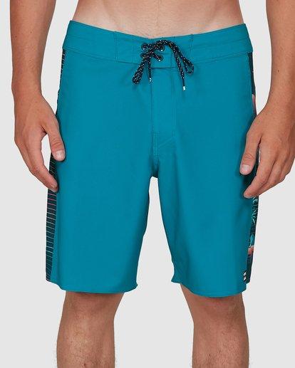 5 D Bah Pro Boardshorts Blue 9504414 Billabong