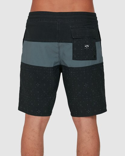 4 Tribong Lotide Boardshorts Blue 9504416 Billabong