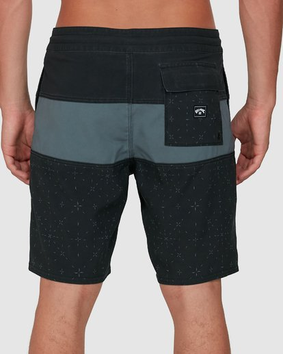 7 Tribong Lotide Boardshorts Blue 9504416 Billabong