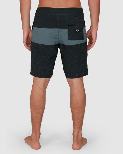 10 Tribong Lotide Boardshorts Blue 9504416 Billabong
