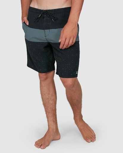 11 Tribong Lotide Boardshorts Blue 9504416 Billabong