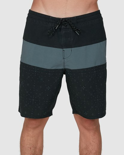 2 Tribong Lotide Boardshorts Blue 9504416 Billabong