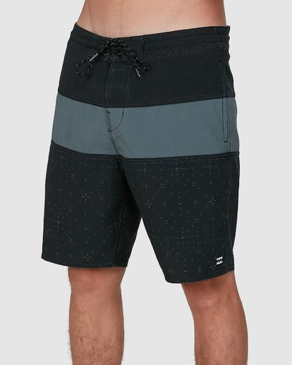 3 Tribong Lotide Boardshorts Blue 9504416 Billabong