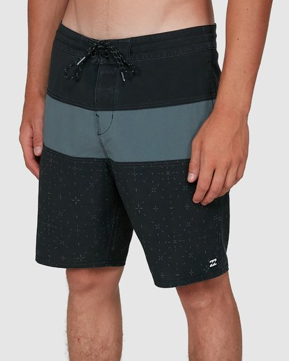 6 Tribong Lotide Boardshorts Blue 9504416 Billabong