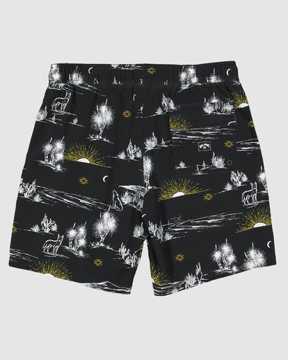 1 Sundays Layback Boardshorts Grey 9504424 Billabong