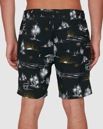 7 Sundays Layback Boardshorts Grey 9504424 Billabong