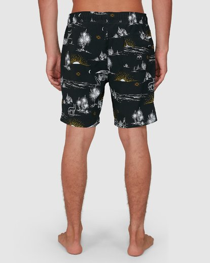 10 Sundays Layback Boardshorts Grey 9504424 Billabong