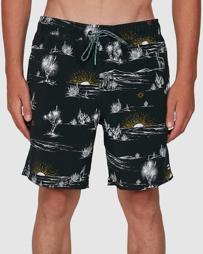 5 Sundays Layback Boardshorts Grey 9504424 Billabong