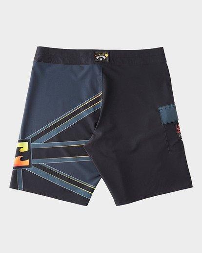 1 Shogun Andy Irons Pro Boardshorts Black 9504433 Billabong