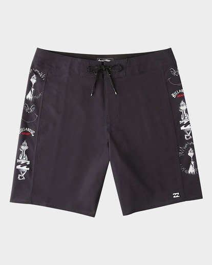 0 Grinch Aloha D Bah Pro Boardshort Black 9504493 Billabong